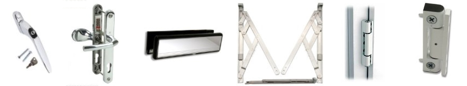 Double Glazing Repairs Hinges Doors Handles Windows Letterboxes Chrome Handles Window Doctor Newport